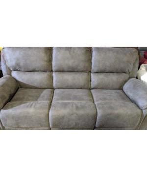 Gray Queen Sleeper Sofa -...