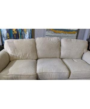 Jennifer Beige Bucco Sofa -...