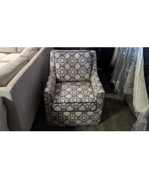 Lola Style Swivel Chair - A...