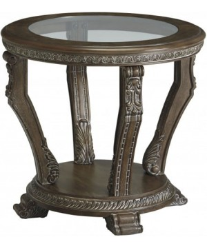 Charmond End Table - A Stock