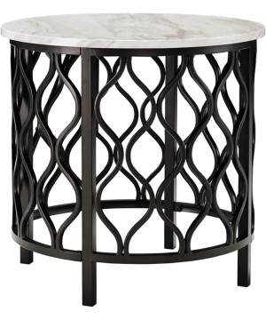 Trinson End Table - A Stock