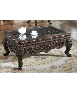 Coffee table in cherry...