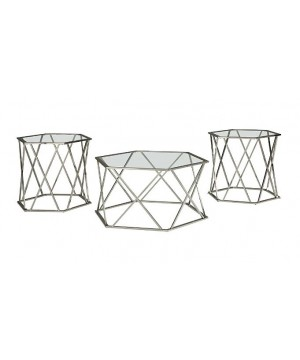 Madanere Table (Set of 3) -...