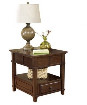 Gately End Table with...