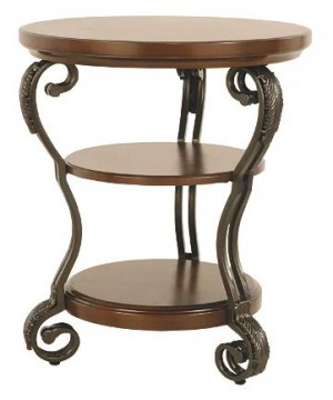 Nestor Chairside End Table...