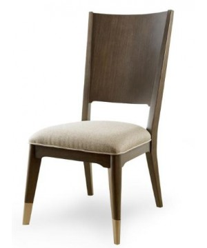 Soho Wood Back Side Chair -...