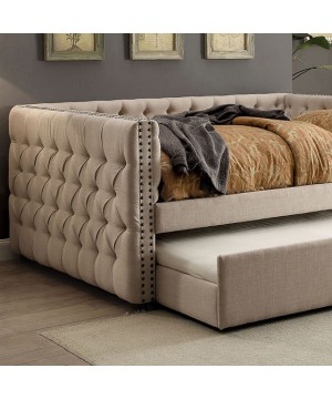Suzanne Daybed Ivory
