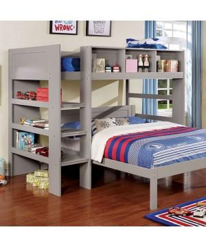 Annemarie Bunk Bed Gray