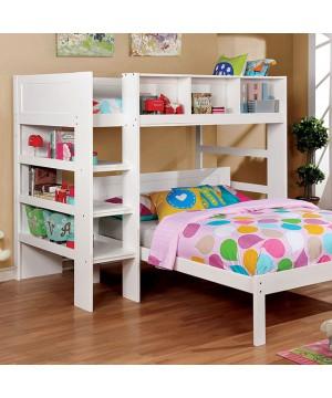 Annemarie Bunk Bed White