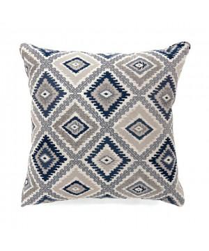 Deamund Pillow (2/Box) Blue