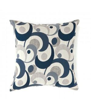 Swoosh Pillow (2/Box) Blue