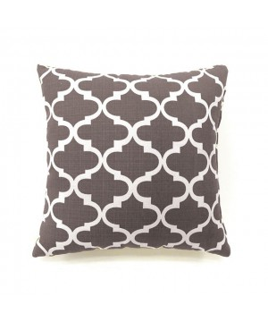 Xia Pillow (2/Box) Gray