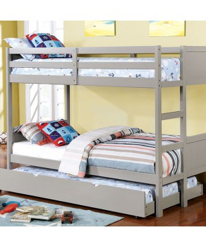 Annette Bunk Bed Gray