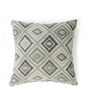 Deamund Pillow (2/Box) Gray