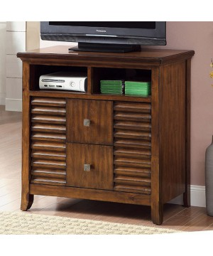 Eola Media Chest Walnut