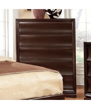 Kozi Chest Dark Walnut