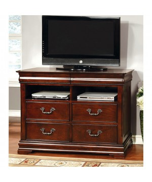 Mandura Media Chest Cherry