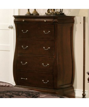Brunswick Chest Brown Cherry