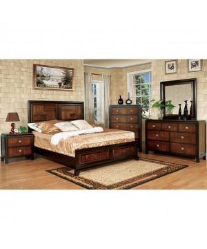 Patra Dresser Acacia/Walnut