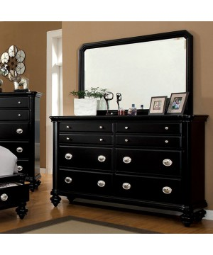 Laguna Hills Mirror Black