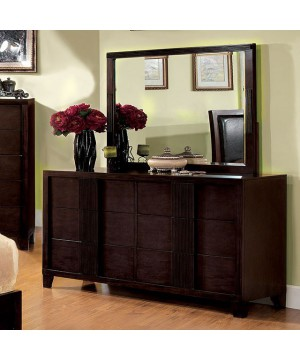 Colwood Dresser Brown Cherry