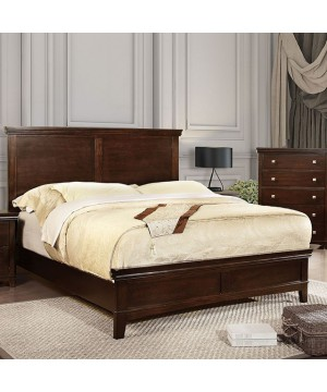 Spruce Full Bed Brown Cherry
