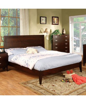 Crystal Lake Queen Bed...