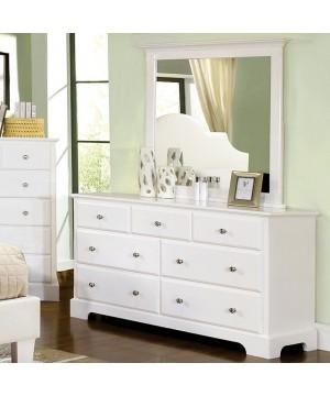 Aubonne Mirror White