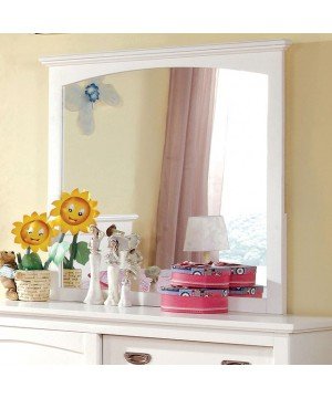 Colin Mirror White