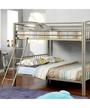Lovia Full/Full Bunk Bed...