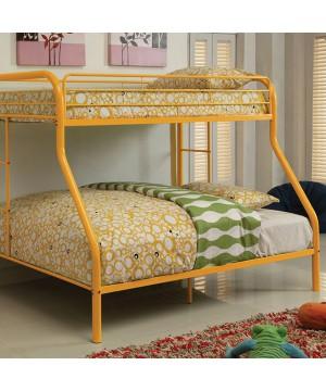 Rainbow Bunk Bed Orange