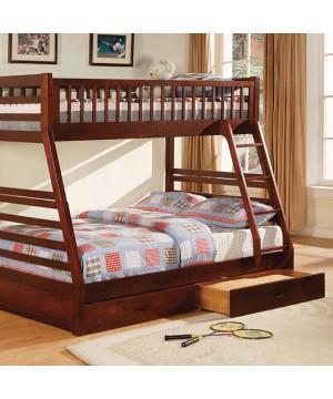 California II Bunk Bed Cherry