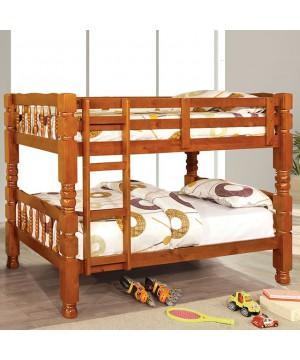 Carolina Bunk Bed Oak