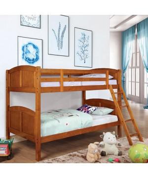 Rexford Bunk Bed Oak