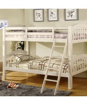 Coney Island Bunk Bed White