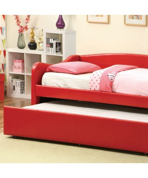 Delta Daybed Red