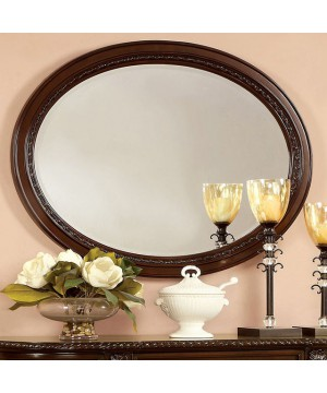 Bellagio Mirror Brown Cherry