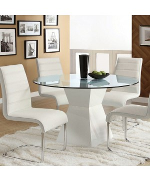 Mauna Dining Table White