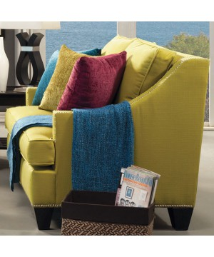 Tropika Love Seat Lemongrass