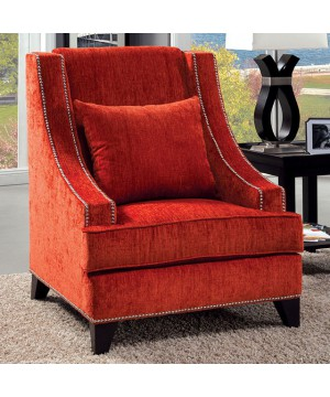 Tropika Chair Tangerine