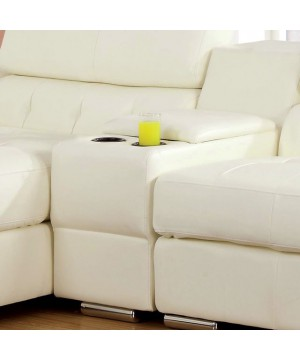 Floria Console Off-White