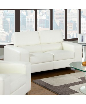 Makri Love Seat White