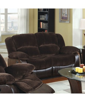 Winchester Love Seat Brown