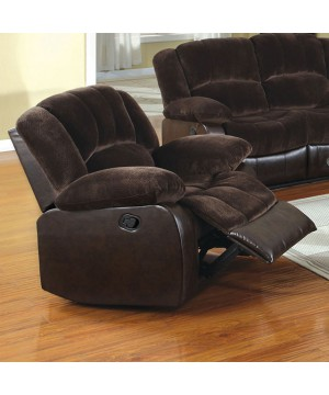Winchester Recliner Brown