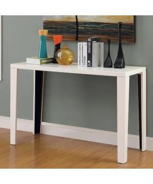 Rheinhardt Sofa Table White