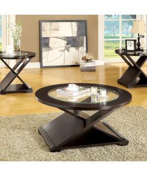 Orbe 3 Pc. Table Set Espresso