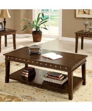 Fenwick 3 Pc. Table Set Walnut