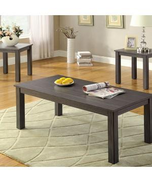 Kenton II 3 Pc. Table Set Gray