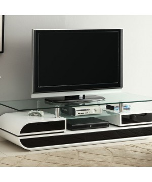 Evos TV Console Black/White