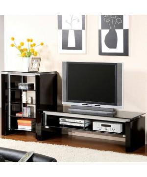 Felix TV Console Black, Silver